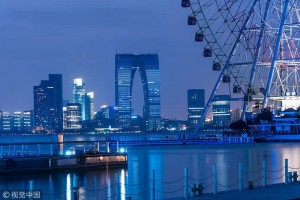 南京杭州青岛大连宁波厦门都有强壮的中心市区何故姑苏是个破例
