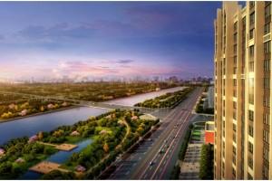 郑州主城首期10万的临河美宅是怎么抓获刚需客芳心的
