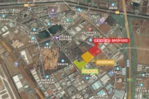 新城19.2亿溢价5.6%夺空港宅地楼面价破1.1万