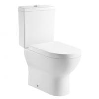 7070卫浴节水连体坐便器 虹吸式马桶带节水认证TO010