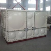 正宏 供应生产   玻璃钢消防水箱 屋顶玻璃钢消防水箱  玻璃钢水箱  SMC水箱